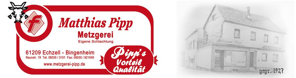 Metzgerei Pipp
